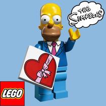 71009 Lego Simpsons Minifiguras S2 - Homer