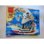 Barco Pirata - 188 Peças - Similar Lego