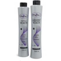 Shampoo E Condicionador Violeta Mairibel 1000 Ml