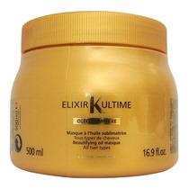 Máscara 500g + Shampoo 250ml - Kérastase Elixir Ultime