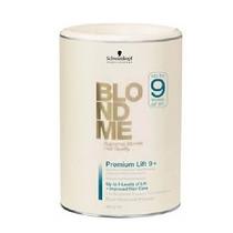 Schwarzkopf Blond Me Premium Lift 9+ Pó Descolorante 450g.