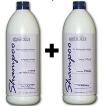 Shampoo Anti Residuos Purificante Pré Tratamento Alisador 2l