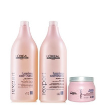 Loréal Lumino Contrast Kit Profissional - 3 Produtos