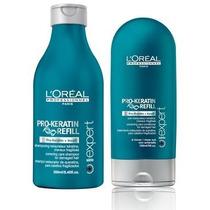 Loreal Professionel Pro-keratine Refill Duo Kit (2 Produtos)