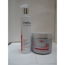 Mellyd Shampoo Red + Mairibel Máscara Red