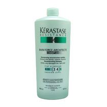 Kerastase Resistence Shampoo Bain De Force Architecte 1000ml