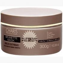 Máscara Supreme Shine Brunette Charis - Coloração Gradativa