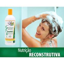 Shampoo Silicon Mix Bambú 473ml