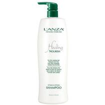 Shampoo Lanza Nourish Stimulating 1000ml - Amk Cosméticos