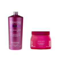 Kérastase Réflection - Chroma Captive - Shampoo/máscara