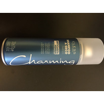 Shampoo Anticaspa Charming À Seco Homem (spray) 200 Ml