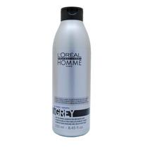 Loreal Grey Shampoo Desamarelador Homme Professionnel 250ml