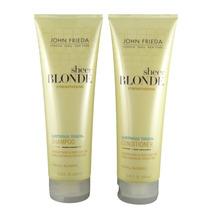 Cabelo Loiro - John Frieda Sheer Blonde Lustrous Touch