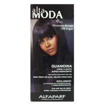 Kit Guanidina Alta Moda Creme Alisante Super Hidratante!!