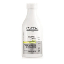 Loreal Instant Clear Shampoo Purificante Profissional 250ml