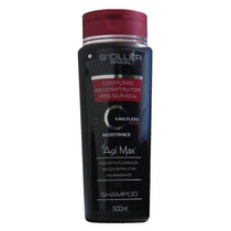 Soller Resistance Agi Max Shampoo Pós Química 500ml Soll