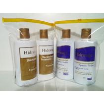 Hidratage Shampoo/ Reconstrutor Intensivo C/ 2 Kits