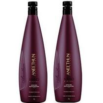Shampoo + Mascara Nano System 1l Aneethun (profissional)