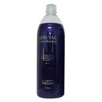 K.pro Special Silver Shampoo Desamarelador Platinum 1000ml
