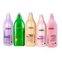 Loreal - Shampoo,condicionador Ou Máscara + 1 Valvula Brinde