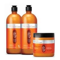 Protect Care Lowell Shampoo Condicionador E Máscara
