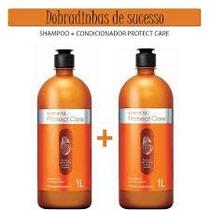 Protect Care Lowell Shampoo E Condicionador 1 Litro