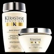 Densifique Kérastase - Kit Shampoo 200ml E Máscara 250ml