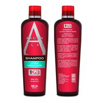 Shampoo Ultra Hidratante Argan Açai 500ml 1ka