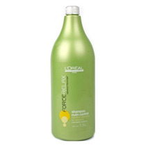Loréal Force Relax Shampoo Nutri-control 1500ml