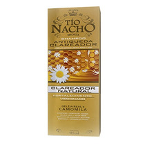 Shampoo Antiqueda Clareador Tio Nacho 415ml
