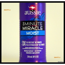 Aussie 3 Minute Miracle Moist Original Liquidando!!!