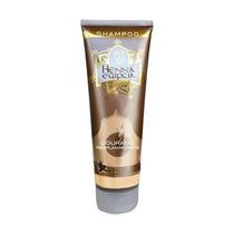 Dourado Resplandecente Shampoo Henna Egípcia 250ml