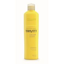 Trivitt Color Blonde Shampoo Professional 300ml Itallian