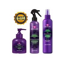 Protetor Térmico Aussie Hair Insurance Spray+ Pronta Entrega