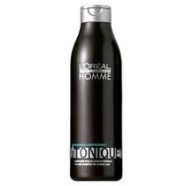 Shampoo Loreal Tonique Masculino Homme Profissional 250ml