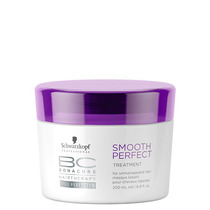 Schwarzkopf Bonacure Smooth Perfect Mascára Tratamento 200ml