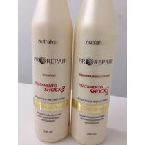Tratamento Shock 3 Nutrahair