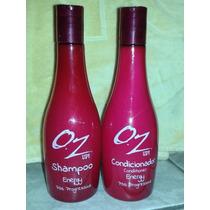 Kit Shampoo E Condicionador Oz Up! 300ml Pós Progressiva Goz