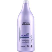 Shampoo L´oréal Professionnel Liss Unlimited 1500ml