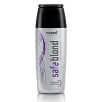 Shampoo Safe Blonde Mac Paul - Cabelos Loiros 250ml