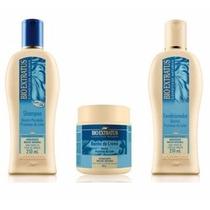 Shampoo + Condicionador+creme Neutro Bioextratus