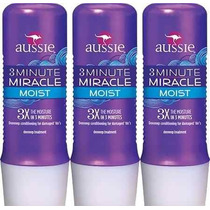Kit 10 Pçs - Aussie 3 Minute Miracle Moist Mascara