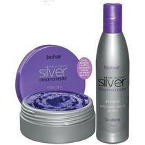 Biohair Desamarelador Kit Shampoo 200ml + Máscara 160g