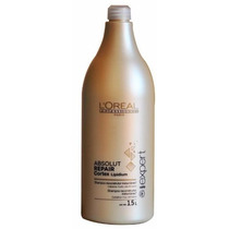 Shampoo Profissional Loréal Absolut Repair De 1,5l