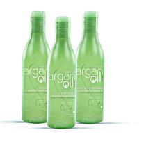 Felithi Manutenção Natural Argan Oil Kit Bolsa 3 Itens 250ml