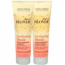 John Frieda Sheer Blonde Everlasting Blonde Kit 2 Produtos