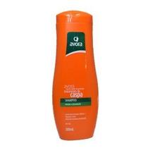 Shampoo Avora Tratamento Prevenção Anti Caspa 300ml