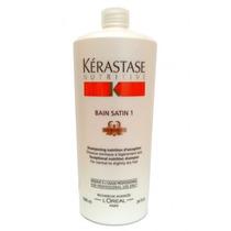 Kerastase Shampoo Nutritive Bain Satin 1 - 1 Litro