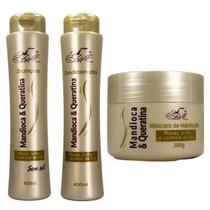 6 Shampoo 6 Condicionador 6 Máscara Frete Gratis + Brinde