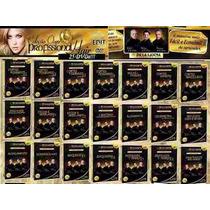 Cabeleireiro Curso - Ouro Especial - De La Lastra 25 Dvds